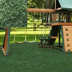 KIDWISE Swing Set Playground Rubber Mulch 75 Cu.Ft. Pallet-