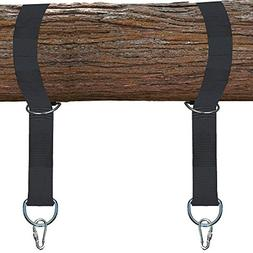 SafeTree TREE SWING HANGING KIT - Hold 3200lbs. - Two 6 Foot