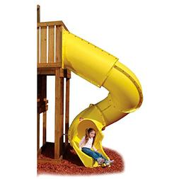 Swing-N-Slide Turbo Tube Slide - Green