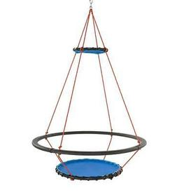 HearthSong® Vortex Spinning Ring Swing for Multiple Kids Ou