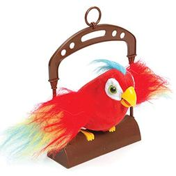 Johnson Smith Co.  Walter Animated Wisecracking Parrot - 5 I